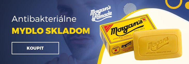 Luxusné-holenie.sk - Morgans antibakteriálne mýdlo